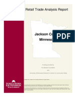 Jackson County Retail Trade Analysis Report 2009