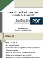 Virus Hack - Creación de Shellcodes para Exploits en Linux-x86