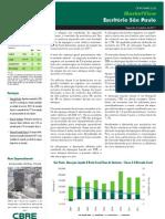 Relatório CBRE de edifícios corporativos - 2T11
