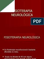 AVALIAÇÃO FISIOTERAPÊUTICA Neurológica