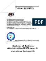 Aiub Introduces Bba Major in International Business 100308