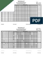 Accessories Information Sheet