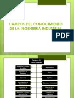 Campos de la Ingeniería Industrial