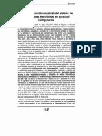 La dudosa constitucionalidad del sistema de notificaciones electrónicas en su actual configuración