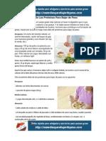 Dieta De Las Proteínas Para Bajar de Peso