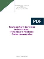 Transporte y Servicio Plantas