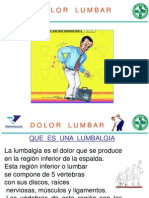 Charla Dolor Lumbar - 30 01 08