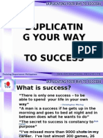 Duplicating Your Way to Success2