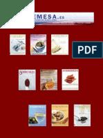 Recetas de La Web de La Revista Sobremesa