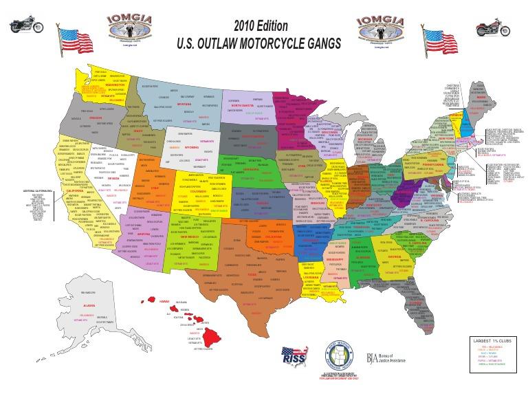 Gangs Map Iia 2010 Edition1