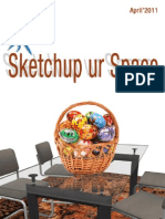 Sketchup Ur Space April11