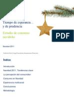 estudio de consumo navideño (Deloitte) - NOV11