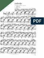 Arabesque - Schumann