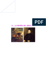Unidad 8.- La España del siglo XVI (2)