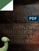 Bekic (Ed) - Zastitna Arheologija Na Magistralnom Plinovodu Pula-Karlovac - Rescue Archaeology on the Magistral Gas Pipeline Pula-Karlovac