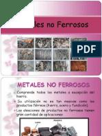 Presentacion de Metales No Ferrosos