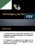 Sociolog+¡a y los Docentes