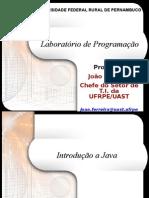 Aula 3 - Lab Oratorio de Programacao