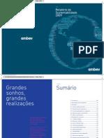 Relatorio Sustentabilidade Ambev 2009