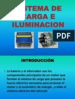 CARGA Y ILUMINECIÓN