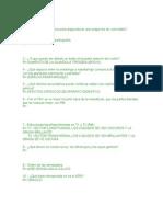 Examen 2006 de Radiologia