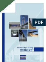 Tetron Pot Bearings - English