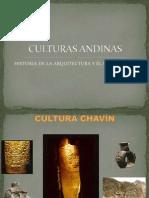 CULTURAS ANDINAS