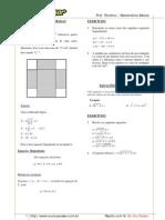 Equações Biquadradas - Riva