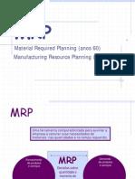 MRP I E MRP II