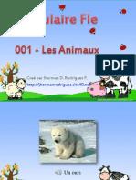 001 - Les Animaux