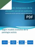 autismo y atención social