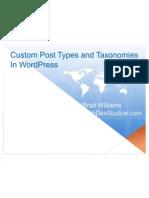 Wordpress Custom Post Types 100522095759 Phpapp02(1)