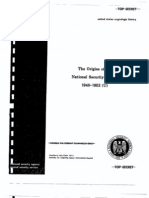 The Origins of the National Security Agency 1940-1952