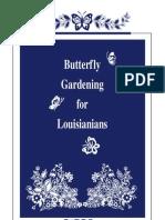 Louisiana; Butterfly Gardening