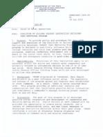 OPNAV 1500.80 Coalition of Sailors Against Destructive Decisions Peer Mentoring Program