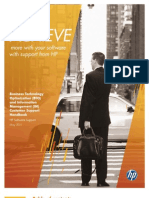 HP Software Customer Support Handbook May 2011