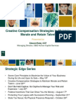 Creative Compensation Strategies to Maintain Morale & Retain Talent