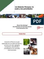 Alvaro Diaz - Vice Ministerio de Comercio Exterior