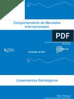 Mario Ocharan - Director Exportaciones de Promperu