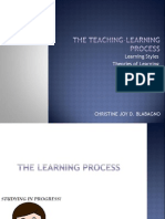 The Teaching-Learning Process(Final2)