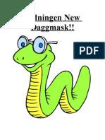 Daggmask