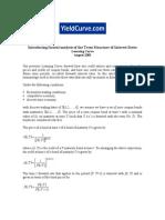 Learning Curve -Yieldcurve