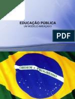 Apresentação - Educação Pública