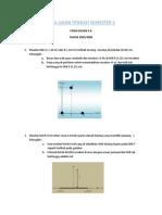 Soal Uts Fisika Dasar TPB ITB 0506