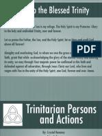 Trinity PP - Rough Draft