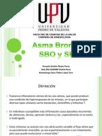 Presentación Asma, sbo y sbor