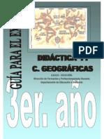 DidacticaII. geografia