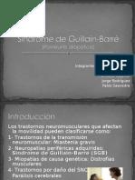 Sindrome de Guillian Barre