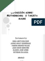 Tarjeta madre_  Presentacion