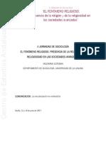 60275473 v Esteban La Secularizacion en Entredicho
